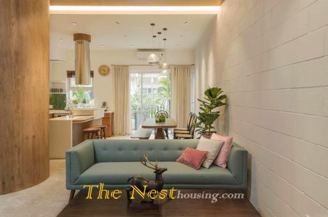 House for rent in Palm city, district 2, HCMC