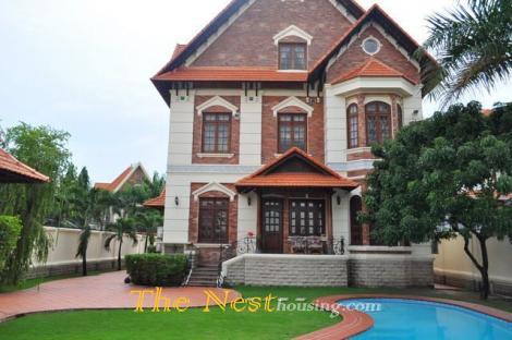 Villa in Thao Dien district 2, hcmc