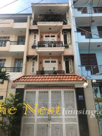Townhouse for rent Distict 2, HCMC