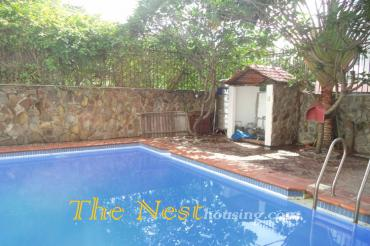 Villa for rent in Thao Dien close to BIS