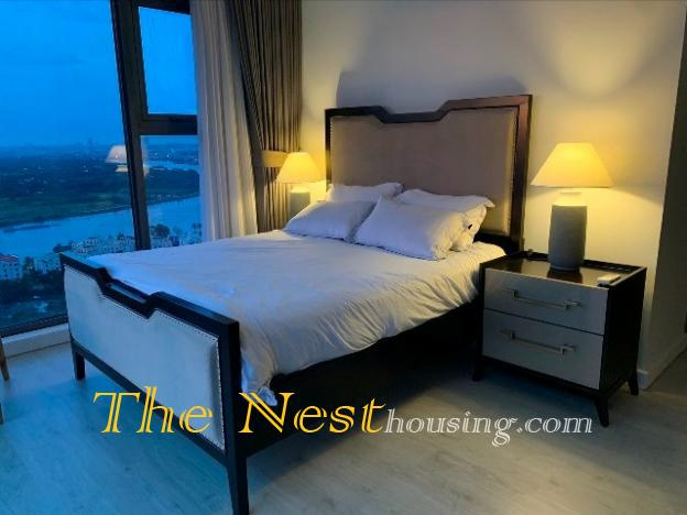 APARMENT 4 BEDROOMS FOR RENT IN GATEWAY THAO DIEN