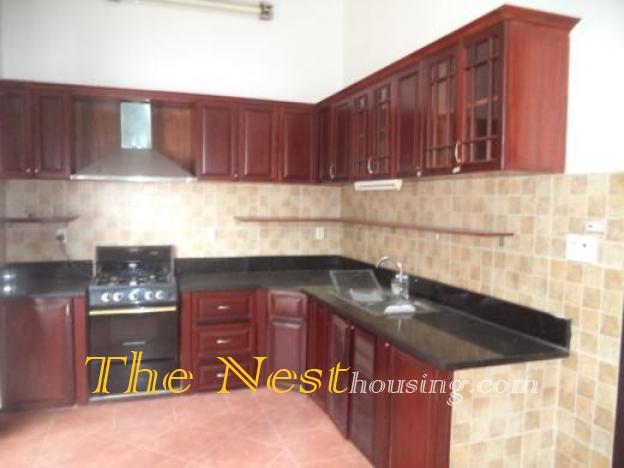 Villa for rent in Thao Dien close to BIS