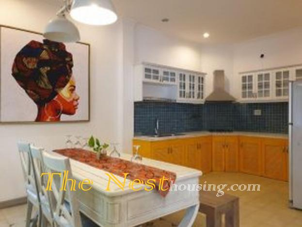 House for rent in Thao Dien, District 2, Ho Chi Minh City