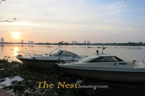 Đất Bờ Sông Sài Gòn quận 2 cần bán
