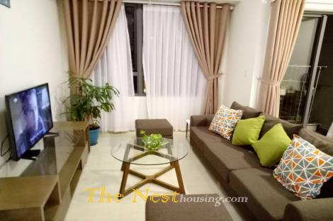 Modern apartment - 2 bedrooms for rent in Masteri Thao Dien (Service Apartment)