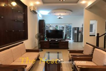 House for rent in compound, district 2. close to An phu supermarket