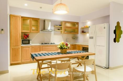 Cozy Apartment with 2 Bedroom for Rent in Tropic Garden, Thao Dien, $900