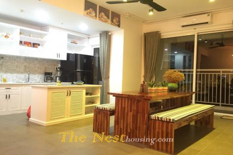2 Large Bedroom Apartment for Rent in Tropic Garden, Thao Dien, $1400