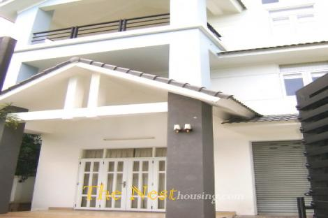 House for rent in District 2, HCMC