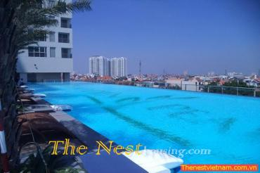 Luxury penthouse for rent in Thao Dien pearl