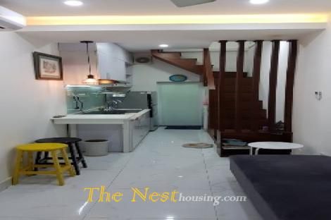 House for rent 98/3 Nguyen Dinh Chieu, Da Kao Ward, District 1, HCMC