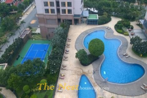 Modern apartment for rent in Xi River view palace