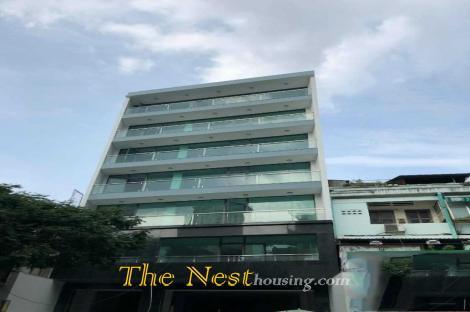 Tòa nhà văn phòng 324-328 Lê  Văn Sĩ, Quận Tân Bình, TPHCM