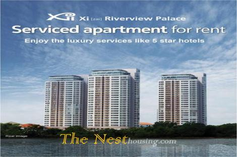 Apartment for rent in Xii River Palace - 3 bedrooms - 185sqm