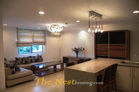 AMANDA Serviced Apartment 3 bedrooms in district 1, HCMC.