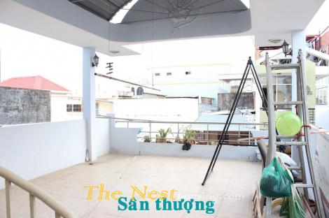 Townhouse in Binh Thanh District