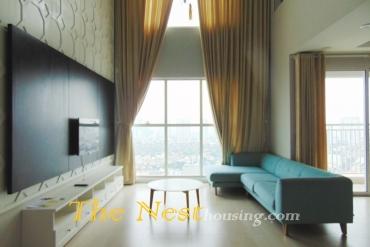 Duplex near Sai Gon River, Thao Dien, $3200