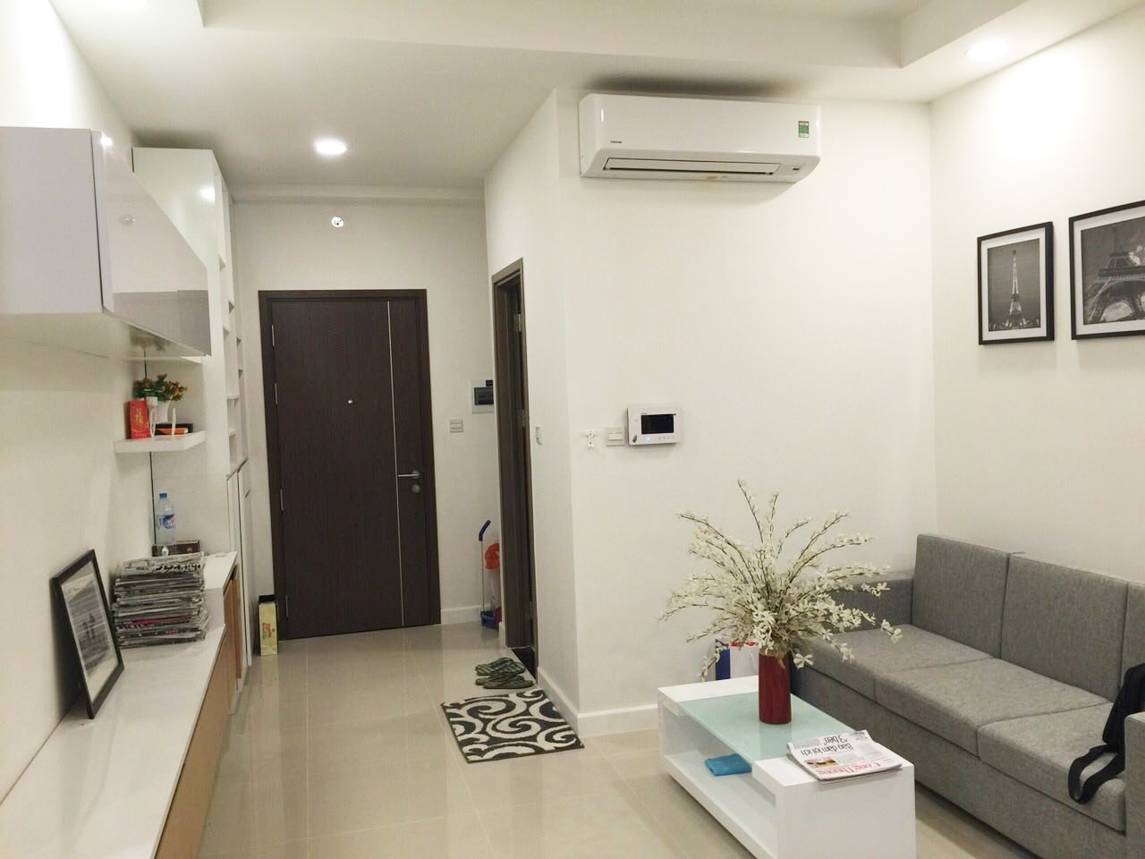 Fully Furnished Apartment For Rent In Icon Building