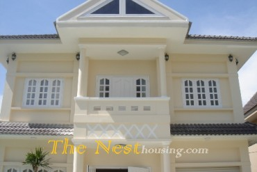 House 3 bedroom in compound Thao Dien ward, dist 2