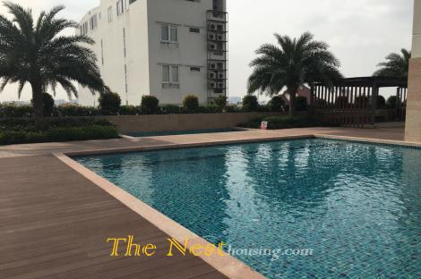 Charming apartment for rent in The Ascent, 3 bedrooms, fully furnished, nice view, 1600 USD