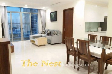 Vinhomes Central Park (Central 1) 3-Bedroom Apartments For Rent _ USD