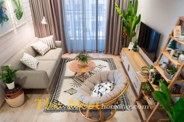 Nice apartment for rent in Vinhome Central Park
