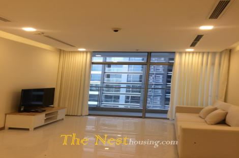 Aparment with nice bedrooms for rent in Vinhomes Central Park