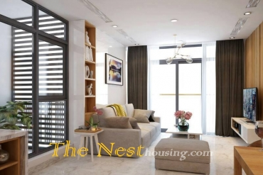 the beautifull apartment - 2 bedrooms for sale in Vinhomes Central Park