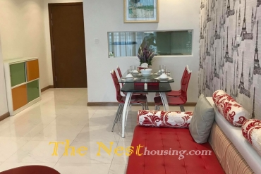 Vinhomes Central Park with 1 Bedroom Apartment For Rent 720 USD