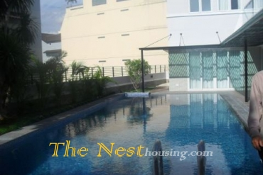 Modern house 5 bedrooms in Thao Dien ward, dist 2