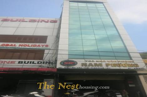 Office for lease in good location, central of Ho Chi Minh