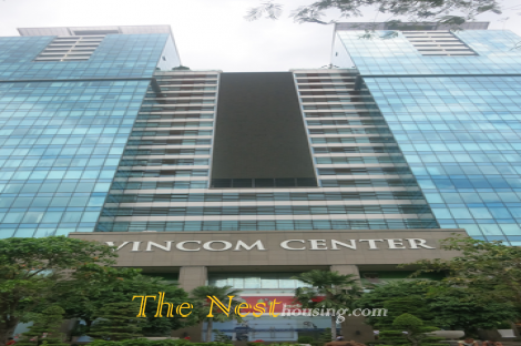 Best, Vip, luxurious, senior office for lease in center of district 1 Ho Chi Minh, Vincom center Tower