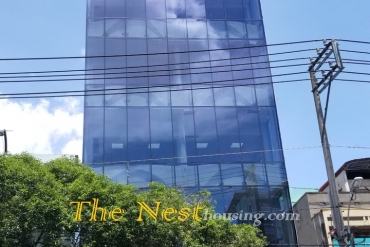Office for rent in Tan Binh distric. 200m2/floor. price 14$