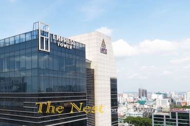 Office in Empress Tower for lease in district 1, HCMC
