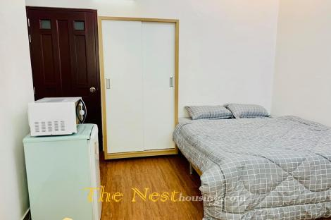 Nice studio for rent in Bình Thạnh