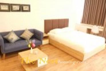 Nice studio for rent in Nguyễn Hữu Cảnh street, Bình Thạnh District.
