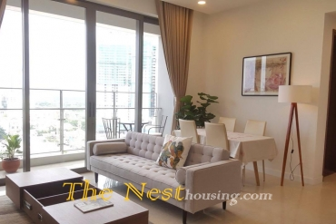 Nice apartment with 2 bedroom for rent in Nassim Thảo Điền