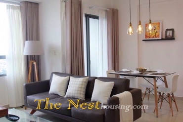 Modern apartment 2 bedroom for rent in Masteri Thao Dien