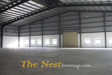 Warehouse in Thu Duc district, HCM - 1700m2
