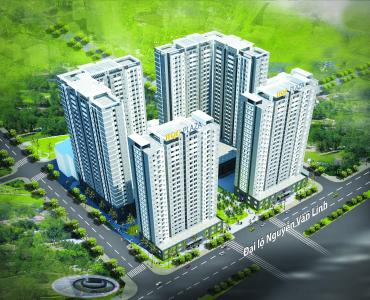 Social Housing - HQC Plaza