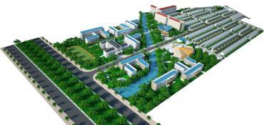 Khu đô thị Đại học Đồng Bằng Sông Cửu Long