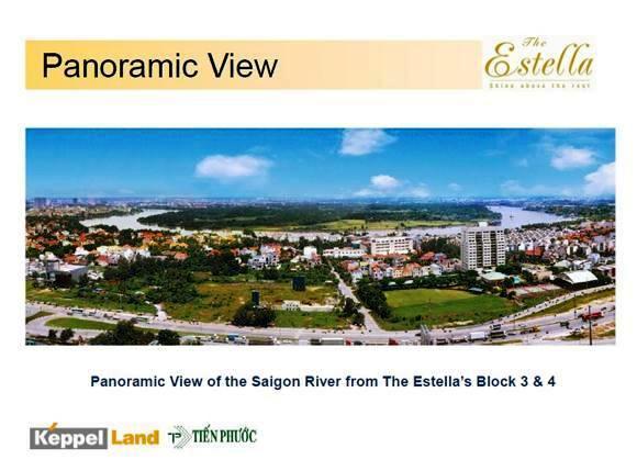 view river