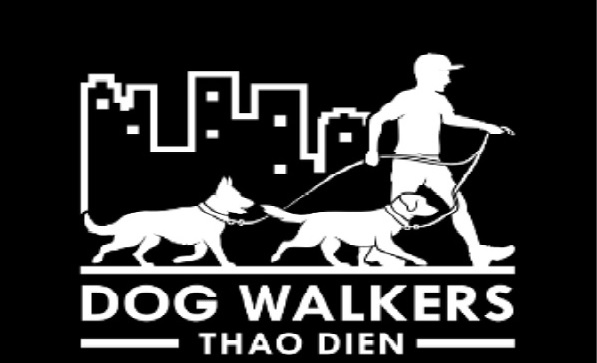 Dog walker Thao Dien, District 2, Ho Chi Minh