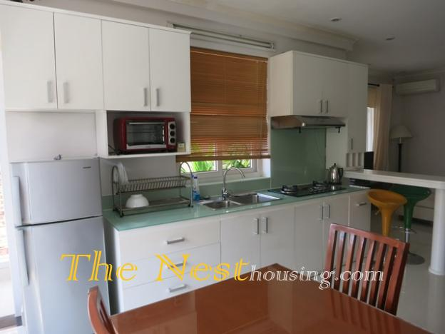 MYN SERVICE APARTMENT FOR RENT IN THAO DIEN